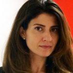 Portrait of Aspasia Dellaporta, Lead user researcher