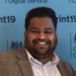 Portrait of GDS digital engagement manager Raquib Ahasan